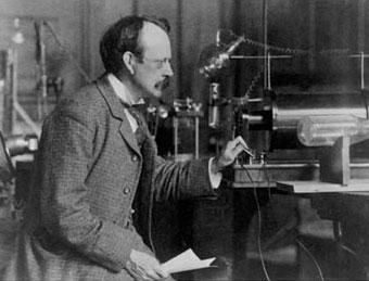 Thomson padre: Descubre el electrón